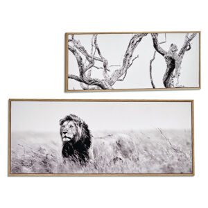 Quadro Gift Decor (2 x 21,5 x 51,5 cm)