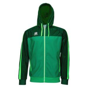 Casaco de Desporto Luanvi Kioto Acetato Verde 3XS