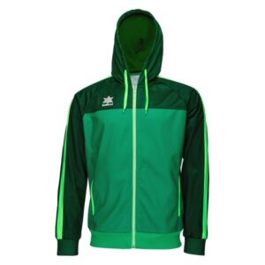 Casaco de Desporto Luanvi Kioto Acetato Verde XS