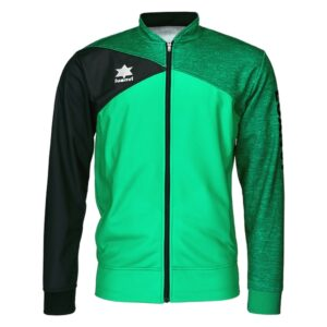 Casaco de Desporto Luanvi Capri Verde Felpa 4XS