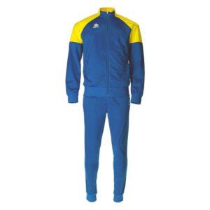 Fato de treino Luanvi Nocaut Azul XXL