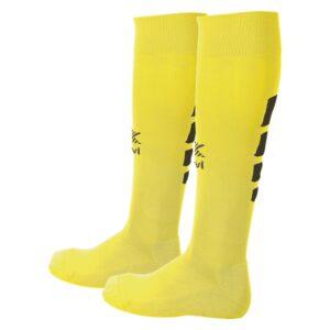 Meias de Futebol Luanvi Tiro Amarelo L