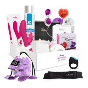 Caixa do Sexo Surpresa – Para Casais SURPRISE! Gift Boxes E25581