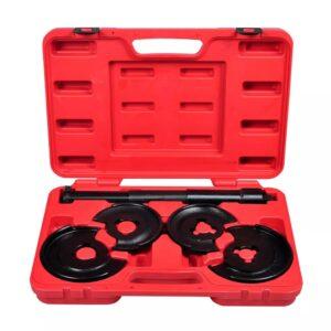 Conjunto para comprimir molas helicoidais para mercedes 5 peças - PORTES GRÁTIS
