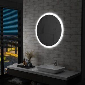 Espelho LED para casa de banho 80 cm - PORTES GRÁTIS