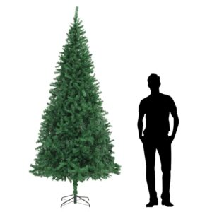 Árvore de Natal artificial 300 cm verde - PORTES GRÁTIS