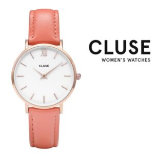 Relógio Cluse® Minuit Limited Edition Flamingo Pink | 33 MM