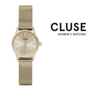 Relógio Cluse® La Vedette Mesh Gold | 24 MM