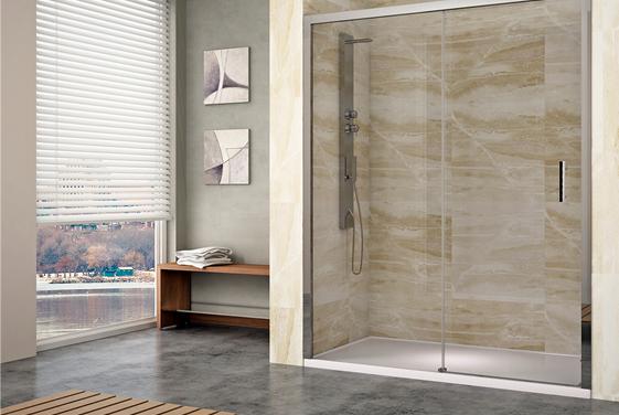 Casa de Banho – Cabine de duche – Base – Chuveiros