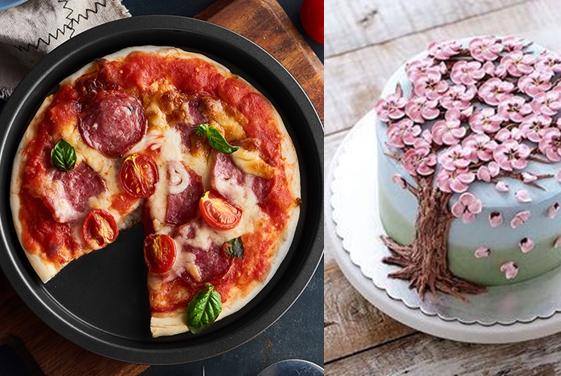Moldes Para Bolos - Pizzas - Outros