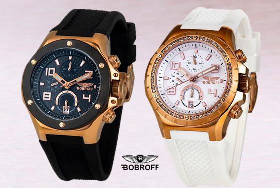 Relógios Originais Com Garantia | BOBROFF ®