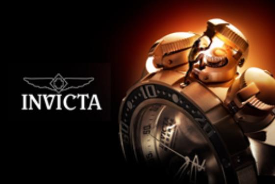 Relógios Originais Com Garantia | INVICTA ®