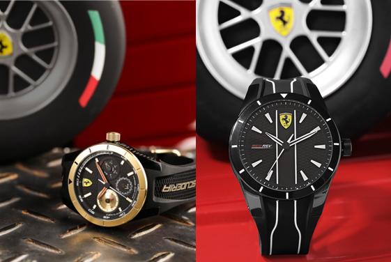 Relógios Originais Com Garantia | FERRARI®