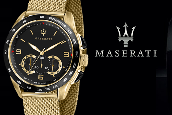 Relógios Originais Com Garantia | MASERATI®