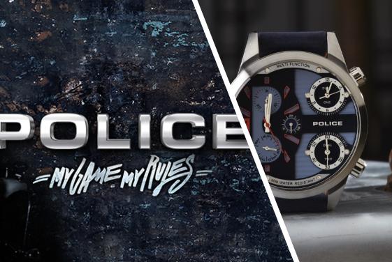 Relógios Originais Com Garantia | POLICE®