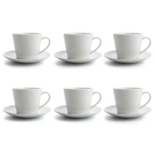 Conjunto de 8 Chávenas de Café Quid Revova 40 cl