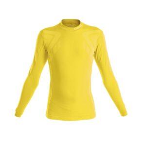 Camisola Térmica Luanvi Sahara Amarelo M