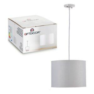 Candeeiro de teto Gift Decor 30 cm Branco