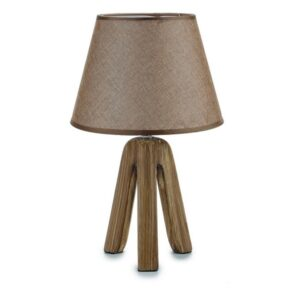 Lâmpada de Mesa Gift Decor Cerâmica Castanho
