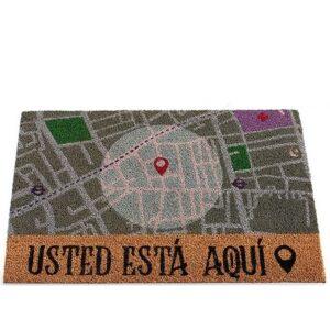 Tapete Exterior Localização Maps