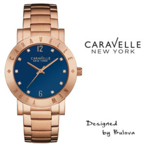 Relógio Caravelle New York® 44L202 - Designed by Bulova