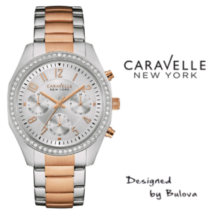 Relógio Caravelle New York® 45L148 - Designed by Bulova