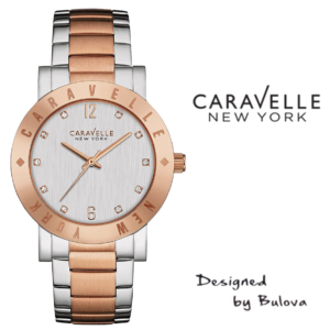 Relógio Caravelle New York® 45L150 - Designed by Bulova