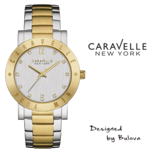 Relógio Caravelle New York® 45L151 - Designed by Bulova