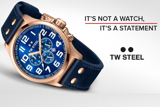 Relógios Originais Com Garantia | TW STEEL®