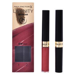 Conjunto de Cosmética Mulher Lipfinity Max Factor (2 pcs) 140 - charming