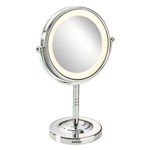 Espelho com Suporte 8435e Babyliss 8 LED