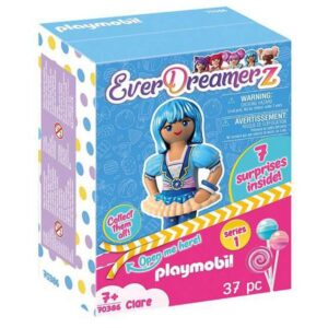 Playset Everdreamerz Candy World Clare Playmobil 70386