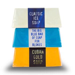 Conjunto de Cosmética Homem Soap Stack The Bluebeards Revenge (3 pcs)
