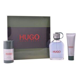Conjunto de Perfume Homem Hugo Boss-boss (3 pcs)