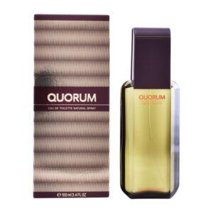 Perfume Homem Quorum Quorum EDT (100 ml)