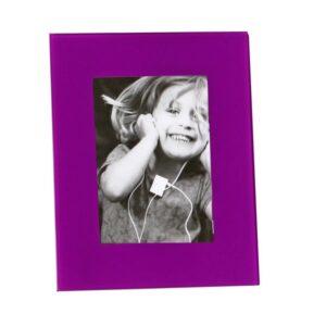 Moldura de Fotos Cristal (1,5 x 25,5 x 22,1 cm)