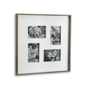 Moldura de Fotos Madeira (44 x 3 x 44 cm)