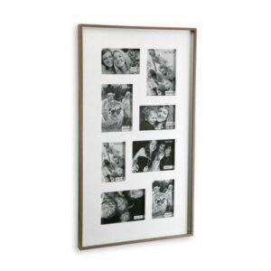 Moldura de Fotos Madeira (42 x 3 x 76 cm)