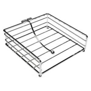 Porta-guardanapos Metal Cromado