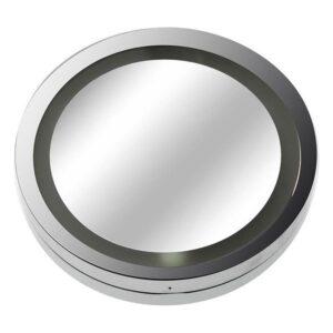 Espelho de Aumento com LED (2,5 x 15 x 15 cm) (x5)