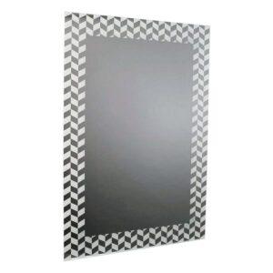 Espelho de parede Branco (60 X 90 x 1 cm)