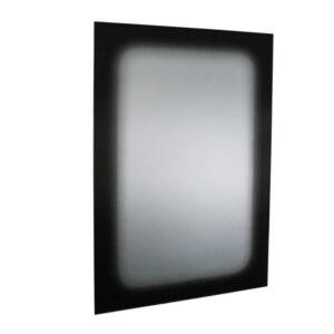 Espelho de parede Preto (90 X 60 x 1 cm)