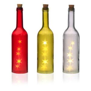 Garrafa LED Cosmo Cristal Sortidas Enviadas Aleatoriamente