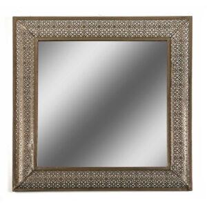 Espelho de parede Metal (80 X 80 x 4 cm)