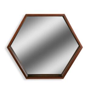 Espelho de parede Mdf (52 X 60 x 6 cm)