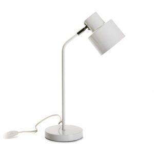 Lâmpada de Mesa Metal (15 x 47,5 x 29,9 cm) Branco