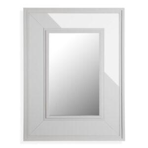 Espelho de parede Sion Branco (82 X 62 x 2 cm)