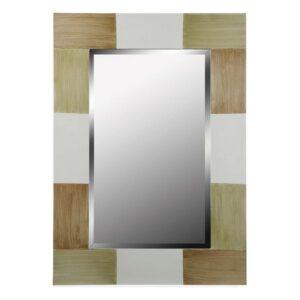 Espelho de parede Somerset Madeira (70 X 50 x 2 cm)