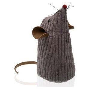 Fixador de portas Têxtil (11 x 26 x 11 cm) Rato