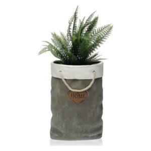 Vaso Cerâmica (14 x 29 x 20 cm)